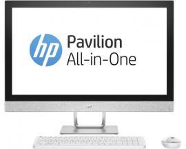 """HP Pavilion 27-r050ns 2.4GHz i5-7400T 7ª generación de procesadores Intel® Core™ i5 27"""" 1920 x 1080Pixeles Blanco PC todo en uno"""