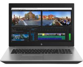 "HP ZBook 17 G5 2.60GHz i7-8850H 8ª generación de procesadores Intel® Core™ i7 17.3"" 1920 x 1080Pixeles Plata Estación de trabajo"