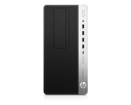 HP ProDesk 600 G4 MT 3GHz i5-8500 Micro Torre 8ª generación de procesadores Intel® Core™ i5 Negro PC - Imagen 1