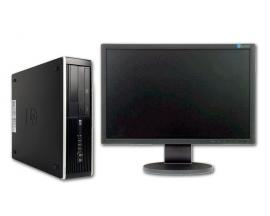 HP 6300 Pro SFF i3 + TFT 20''Intel Core i3 3220 3,3 GHz.· 4 Gb. DDR3 RAM · 500 Gb. SATA · DVD · COA Windows 7 Professional 6