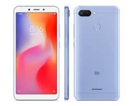 """Telefono movil smartphone xiaomi redmi 6 blue 5.45"""" 18:9 / 32gb - Imagen 1"""