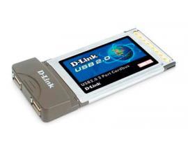 D-Link DUB-C2 2 USBAdaptador CARBUS a 2 Puertos USB 2.0 - Imagen 1
