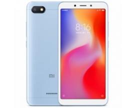 Telefono movil smartphone xiaomi redmi 6a blue / 16gb ram/ 2gb rom/ 13 mpx - 5 mpx/ - Imagen 1