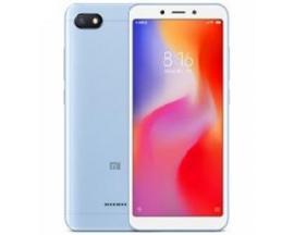 Telefono movil smartphone xiaomi redmi 6a blue / 32gb ram - Imagen 1