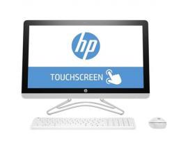 """HP 24 -e008ns 2.50GHz i5-7200U 7ª generación de procesadores Intel® Core™ i5 23.8"""" 1920 x 1080Pixeles Pantalla táctil Blanco PC"""
