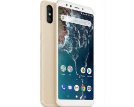SMARTPHONE XIAOMI MI A2 4G 4GB 64GB DUAL-SIM GOLD EU - Imagen 1
