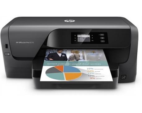 HP Officejet 8210 Color 2400 x 1200DPI A4 Wifi impresora de inyección de tinta - Imagen 1