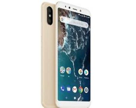 "Telefono movil smartphone xiaomi mi a2 gold 5.99""/ 128gb ram/ 6gb rom/ dual camera 12+20 mpx/ camara delantera 20 mpx/ 18:9 / hu"