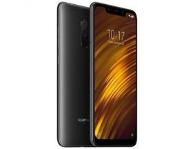 XIAOMI POCO F1 4G 128GB DUAL-SIM BLACK EU· - Imagen 1