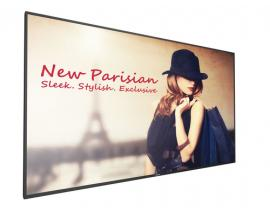 "Philips Signage Solutions 55BDL4050D/00 Digital signage flat panel 55"" LED Full HD Wifi Negro pantalla de señalización - Imagen"