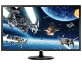 "Monitor led gaming asus 28"" vp28uqg 1ms hdmi displayport 3840x2160 - Imagen 1"