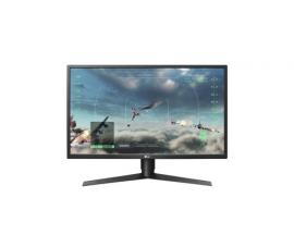 Monitor led ips lg 27gk750f fhd 2ms hdmi display port - Imagen 1