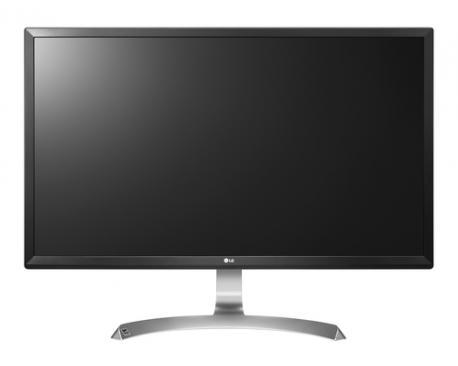 """LG 27UD59-B 27"""" 4K Ultra HD LED Plana Negro, Plata pantalla para PC LED display - Imagen 1"""