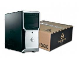Dell Precision T1600Intel Xeon E3-1225 3.1 GHz.(4 núcleos, 6Mb) · 16 Gb. DDR3 RAM · 120 Gb. SSD · 2 Tb. SATA · DVD · COA Win