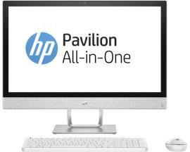 """HP Pavilion 24-r072ns 2.9GHz i7-7700T 7ª generación de procesadores Intel® Core™ i7 23.8"""" 1920 x 1080Pixeles Blanco PC todo en u"""