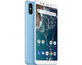 "Telefono movil smartphone xiaomi mi a2 blue 5.99""/ 128gb rom/ 6gb ram/ dual camera 12+20 mpx/ camara delantera 20 mpx/ 18:9 / hu"