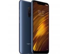 """Telefono movil smartphone xiaomi pocophone f1 azul / 6.18"""" / 128gb rom / 6gb ram / 12+5mpx - 20mpx / 4g / sensor huella - Imagen"""