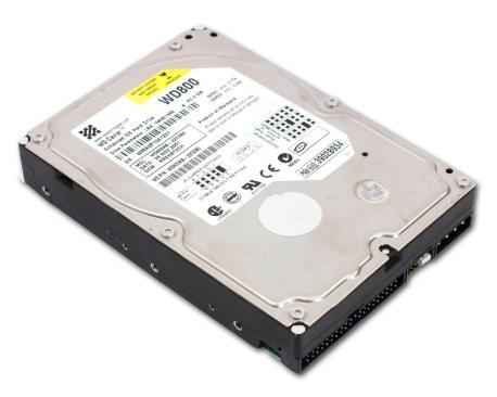 - 3,5'' IDE 80 Gb.Disco Fijo IDE 80 Gb Genérico - Imagen 1