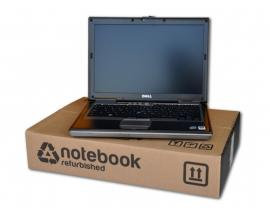 Dell Latitude D630 Intel Core 2 Duo T7100 1.8 GHz. · 2 Gb. SO-DDR2 RAM · 80 Gb. SATA · DVD · Ubuntu GNU/Linux · TFT 14 '' - Rotu