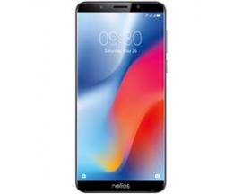 "Telefono movil smartphone tp link neffos c9 grafito / 5.99"" / 16gb rom / 2gb ram / quad core / 13mpx - 8mpx / 4g / dual sim / le"