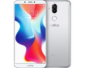 "Telefono movil smartphone tp link neffos x9 plata / 5.99"" / 32gb rom / 3gb ram / octa core / 13+5mpx - 8mpx / 4g / dual sim / le"