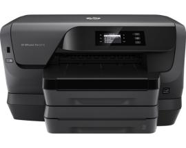 Impresora hp inyeccion color officejet pro 8218 a4/ 20ppm/ usb/ red/ wifi/ duplex