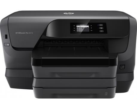 Impresora hp inyeccion color officejet pro 8218 a4/ 20ppm/ usb/ red/ wifi/ duplex - Imagen 1