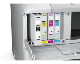 Impresora epson inyeccion color wf-8090dtw workforce pro a3+/ 34ppm/ usb/ red/ wifi/ wifi direct/ pdl/ duplex/ 2 bandejas