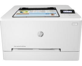 Impresora hp laser color laserjet m254nw/ a4/ 21ppm/ red/ wifi/ usb - Imagen 1