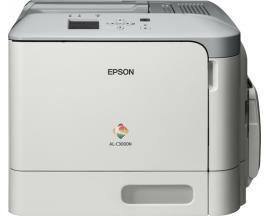 Impresora epson laser color al-c300dn workforce a4/ 31ppm/ usb/ red/ duplex impresion - Imagen 1