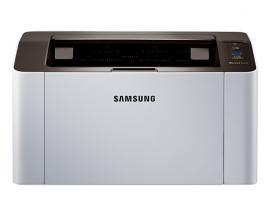 Impresora samsung laser monocromo sl-m2026 a4/ 20ppm/ usb 2.0/ 150 hojas/ blanca