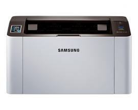 Impresora samsung laser monocromo sl-m2026w a4/ 20ppm/ usb 2.0/ 150 hojas/ blanca/ wifi