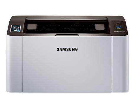 Impresora samsung laser monocromo sl-m2026w a4/ 20ppm/ usb 2.0/ 150 hojas/ blanca/ wifi - Imagen 1