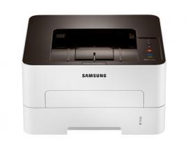 Impresora samsung laser monocromo sl-m2625 a4/ 26ppm/ 128mb/ usb 2.0/ 250 hojas/ blanca