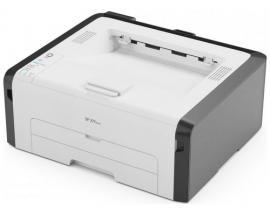 Impresora ricoh laser monocromo sp 277nwx a4/ 23ppm/ 128mb/ usb 2.0/ wifi/ conexion mvl/ capacidad 150 hojas/ gdi/ nfc - Imagen