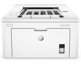 Impresora hp laser monocromo laserjet pro m203dn 28ppm / usb / red/ duplex - Imagen 1