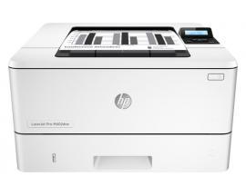 Impresora hp laser monocromo laserjet pro m402dne / a4 / 38ppm / red / usb/ duplex impresion - Imagen 1