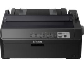 Impresora epson matricial lq-590ii usb/ paralelo/ 80 columnas