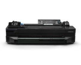 "Plotter hp designjet t120 a1 24""/ 1200ppp/ 256mb/ usb/ red/ wifi - Imagen 1"