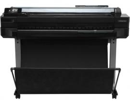 "Plotter hp designjet t520 a0 36""/ 2400ppp/ 1gb/ usb/ red/ wifi - Imagen 1"