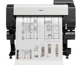 "Plotter canon tx-3000 mageprograf a0 36""/ 2400ppp/ usb/ red/ wifi/ diseño cad y gis/ pedestal incluido - Imagen 1"