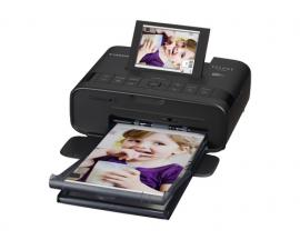 Impresora canon cp1300 sublimacion color photo selphy 300x300ppp/ wifi/ usb/ negro - Imagen 1