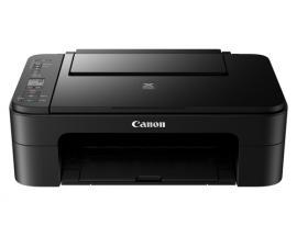 Multifuncion canon ts3150 inyeccion color pixma a4/ encendido automatico/ negra/ wifi - Imagen 1
