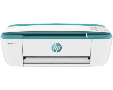 Multifuncion hp inyeccion color deskjet 3735 aio/ a4/ 8ppm / usb/ wifi - Imagen 1
