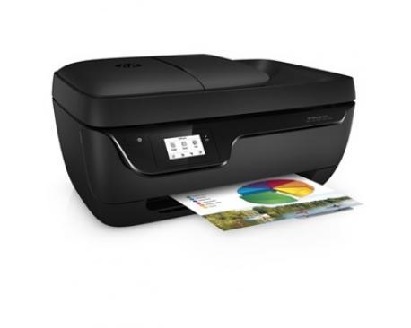 Multifuncion hp inyeccion color officejet 3833 fax/ a4/ usb/ wifi/ adf - Imagen 1