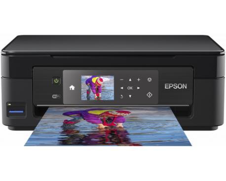 Multifuncion epson inyeccion xp-452 expression home a4/ 33ppm/ usb/ wifi/ wifi direct/ lcd/ tinta independiente/ ranura tarjeta