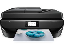 Multifuncion hp inyeccion color oj 5230 fax/ a4/ usb/ wifi/ duplex impresion/ adf - Imagen 1