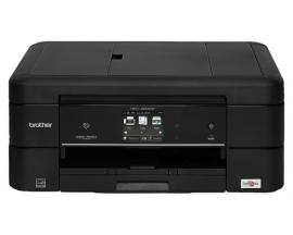 Multifuncion brother inyeccion color mfc-j880dw fax/ a4/ 27ppm/ 128mb/ lcd tactil/ red/ wifi/ wifi-direct/ duplex impresion/ nfc