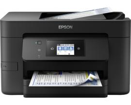 Multifuncion epson inyeccion wf3720dwf workforce pro fax/ 33ppm/ usb/ red/ wifi/ wifi direct/ duplex impresion/ bandeja frontal