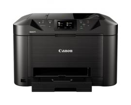 Multifuncion canon mb5150 inyeccion color maxify fax/ a4/ 24ppm/ 15ppm color/ wifi/ adf/ duplex/ tactil + pr1000